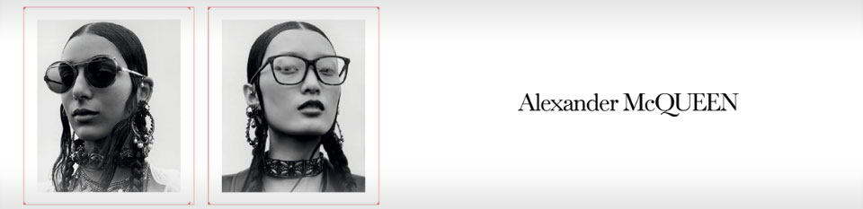 Óculos Graduados Alexander McQueen AM0191O