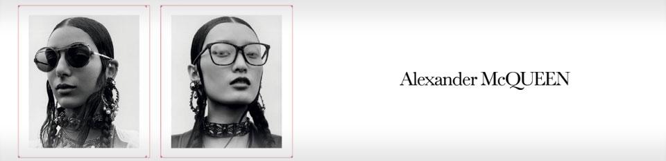 Alexander McQueen AM0191O eyeglasses