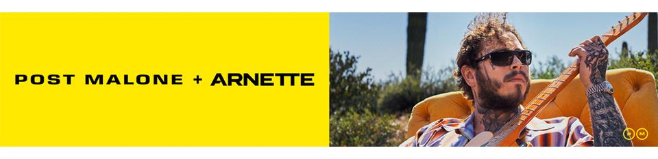 Lunettes De Soleil Arnette Borrow AN4259