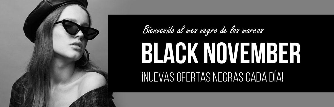 Black Friday 2018, descuentos en gafas de sol, graduadas y lentillas